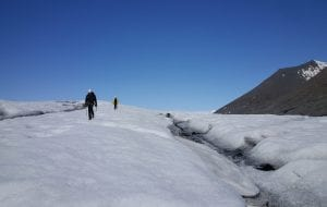 Glacier Walk with Glacier Adventure