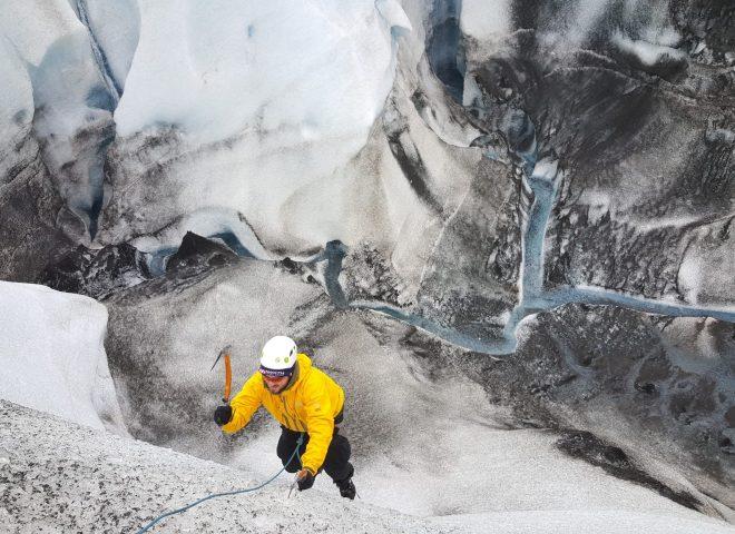 Ice Climbing – Vatnajökull