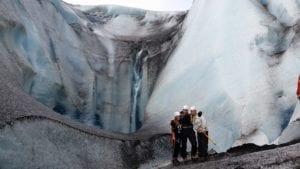 Glacier Walk with Glacier Adventure
