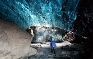 Waterfall Ice Cave 2015/2016