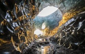 Treasure Island Ice Cave 2017/2018