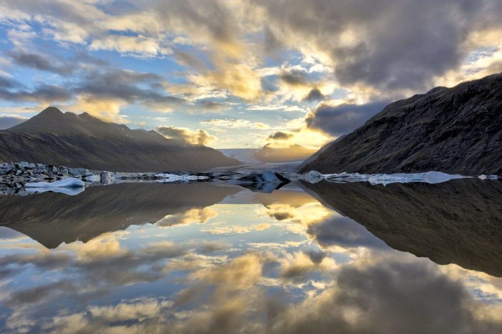 Glacier Lagoon Iceland Glacier Tour