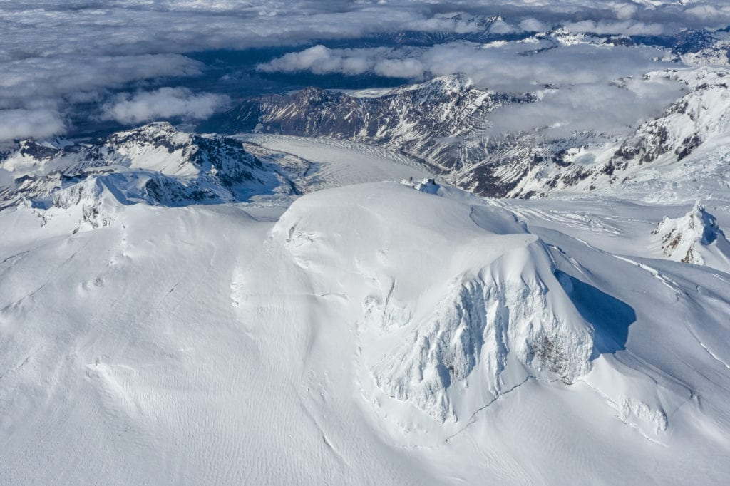Hvannadalshnúkur er fjallganga með Glacieradventure gefum hópaafsláttur