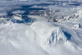 Hvannadalshnúkur og Öræfajökull