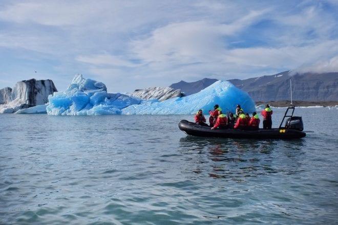 Adventure Combo: Glacier Walk & Zodiac Boat