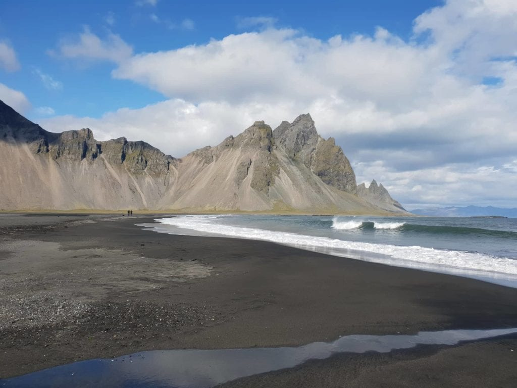 Vesturhorn Stokksnes Iceland