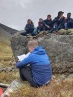 Nautastigur is a mountaineering trekking tour with Glacier Adventure