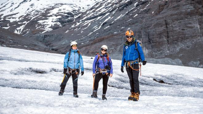 Vatnajökull Glacier Walk