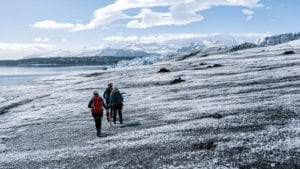 Glacier Adventure Summer Tour