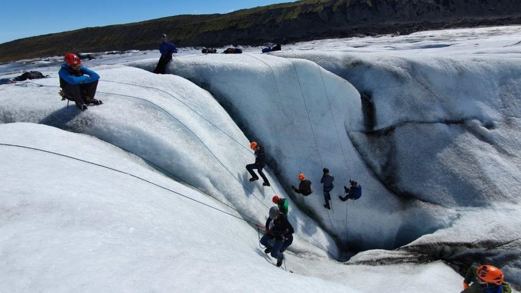 Hard Ice Course Iceland AIMG