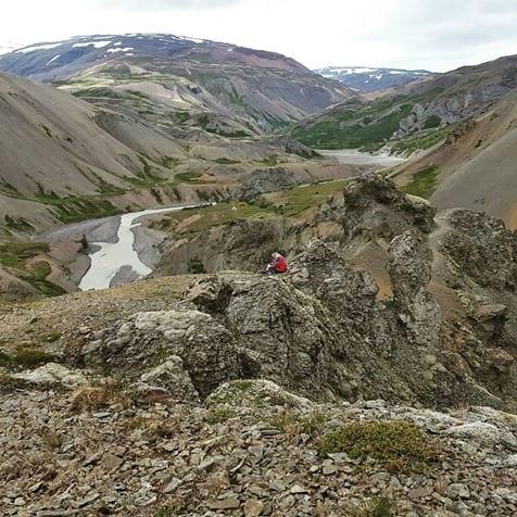 Lónsöræfi Trúss, Skutl að Múlaskáli og Illikamb með Glacier Adventure