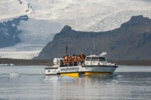 Glacier Combo: Amphibian Boat & Glacier Walk