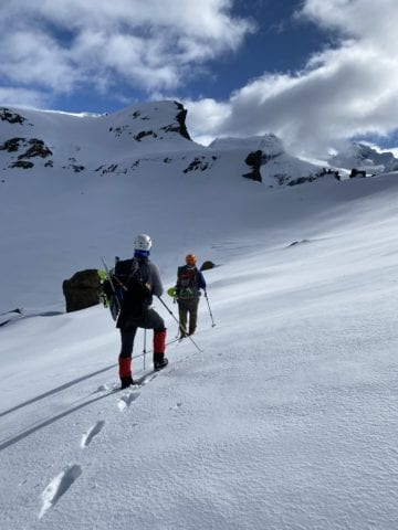 Glacier Adventure Expedition School