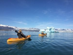 Glacier Dream: Lagoon Kayaking and Glacier Walk