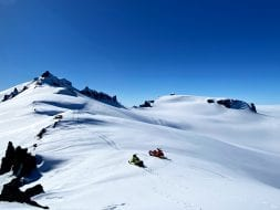 Snowmobile Adventure,  Europe Largest Glacier
