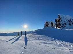 Glacier hike and Snowmobile Tour and glacier tour